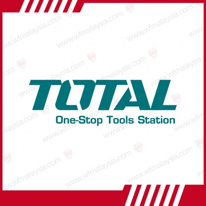 TOTAL THT266150 S2 SL6.5 x 150mm Magnet Slotted Screwdriver